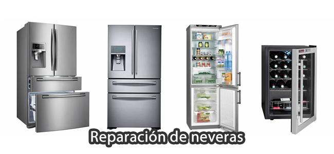reparacion de neveras y frigorificos