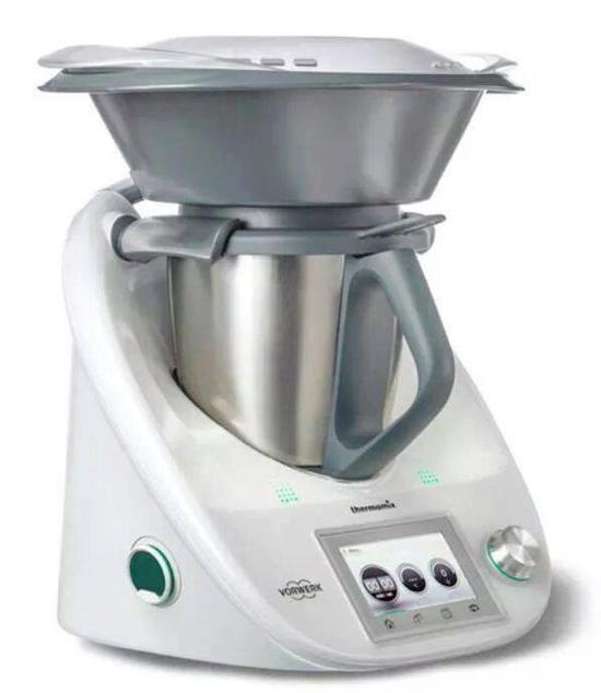 Thermomix TM5 una máquina que mejora recetas