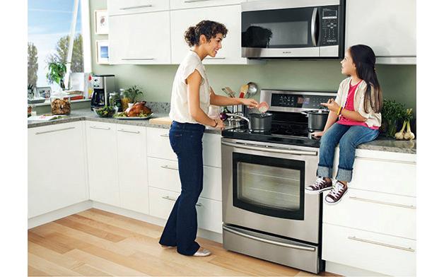 Elegir entre cocina a gas o eléctrica