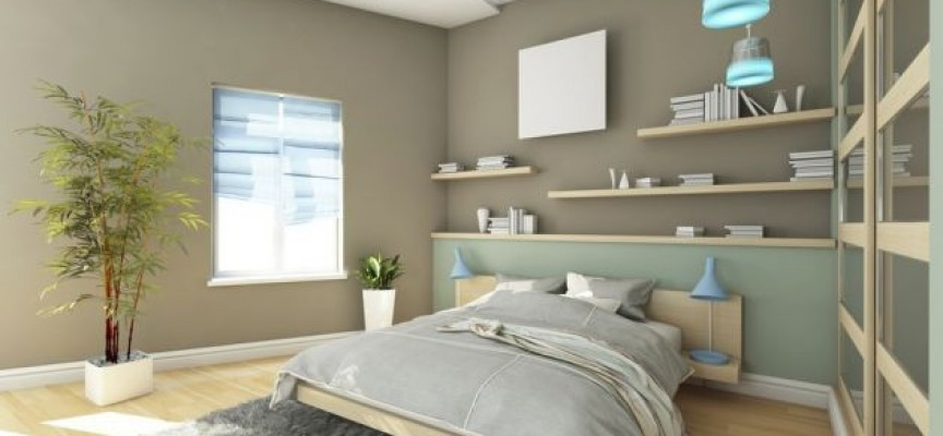 Crear una habitación relajante