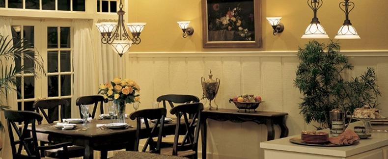 Iluminación de acuerdo a cada espacio del hogar