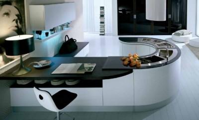Alternativas para ahorrar espacio en la cocina